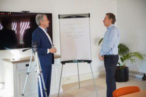 Presentatiecoaching helpt je om elk aspect van je presentatie te versterken