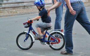 Spreekangst overwinnen is net als leren fietsen